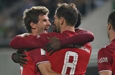 Bayern Munich xây chắc ngôi đầu, chạm cột mốc mới trong lịch sử