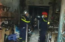 Hà Nội: Kịp thời dập tắt đám cháy, giải cứu 5 người bị mắc kẹt