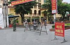 Hà Nam: Người dân ở vùng nguy cơ cao, rất cao được phát thẻ đi chợ