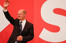 Đức: Lãnh đạo đảng SPD muốn liên minh với đảng Xanh và FDP