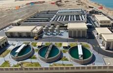 Ai Cập khai trương nhà máy xử lý nước thải lớn nhất thế giới