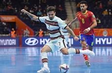 FIFA Futsal World Cup 2021: Đội bóng số 1 thế giới bị loại
