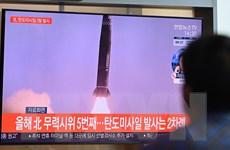 Hàn Quốc tiếp tục thúc đẩy đối thoại bất chấp vụ phóng tên lửa mới