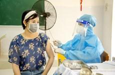 Bà Rịa-Vũng Tàu: Đề nghị sớm phân bổ thêm vaccine phòng COVID-19