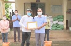 Bình Phước hỗ trợ hơn 83.000 lao động khó khăn do đại dịch COVID-19