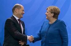 Đức: Thủ tướng Merkel chính thức chúc mừng chiến thắng của ông Scholz