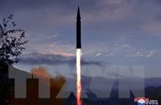 Hàn Quốc: Tên lửa siêu thanh của Triều Tiên ở giai đoạn đầu phát triển
