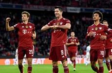 Champions League: Bayern Munich thắng hủy diệt Dinamo Kiev