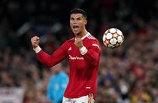 Ronaldo lập kỷ lục mới trong ngày giúp M.U thắng nghẹt thở