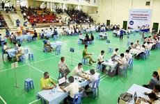 Quảng Ninh: Gần 93% dân số trong độ tuổi tiêm chủng đã tiêm vaccine