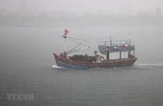 Cảnh báo mưa dông trên vùng biển phía Nam, có khả năng xảy ra lốc xoáy