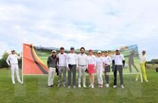 Đại sứ quán Việt Nam tại Đức tổ chức giải Golf hữu nghị Việt-Đức 2021
