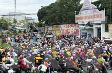 Sóc Trăng: Yêu cầu người dân trở về từ vùng dịch khai báo y tế