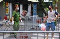 Điều tra, truy vết và đánh giá chính xác chùm ca bệnh tại BV Việt Đức