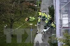 Thụy Điển phát lệnh truy nã quốc tế nghi phạm trong vụ nổ ở Gothenburg