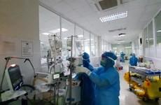 Một nhân viên y tế tại BV Bệnh Nhiệt đới TW cơ sở 2 mắc COVID-19
