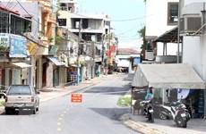 Dịch COVID-19: Thành phố Đông Hà áp dụng Chỉ thị 15 từ ngày 7/10