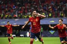 Đánh bại Italy, Tây Ban Nha giành vé vào chung kết Nations League