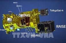 Hoãn phóng vệ tinh NanoDragon của Việt Nam vì lý do thời tiết