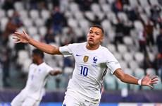 Ngược dòng khó tin trước Bỉ, tuyển Pháp vào chung kết Nations League