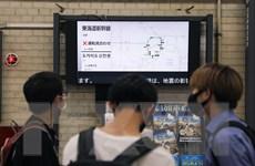 Nhật Bản: Dịch vụ đường sắt gián đoạn, ảnh hưởng 368.000 hành khách