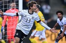 Kết quả vòng loại World Cup 2022: Đức chạm tay vào vé đến Qatar