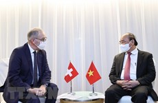 50 năm quan hệ Việt Nam-Thụy Sĩ: Niềm tin và cam kết cho tương lai