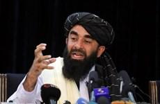 Afghanistan: Taliban mong muốn thiết lập quan hệ với tất cả các nước