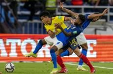 Vòng loại World Cup: Brazil đứt mạch toàn thắng, Argentina hạ Uruguay