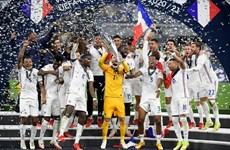 Hạ Tây Ban Nha, tuyển Pháp giành chức vô địch Nations League