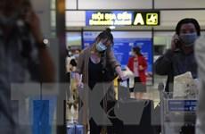 [Photo] Chuyến bay thương mại đầu tiên chở khách từ TP.HCM về Hà Nội