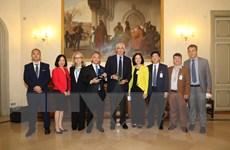 Đoàn Đại biểu Quốc hội Việt Nam tham dự Hội nghị IPU Pre-COP26