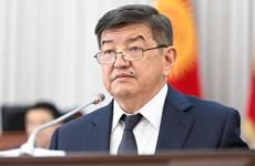 Ông Akylbek Japarov được bổ nhiệm làm Thủ tướng Kyrgyzstan