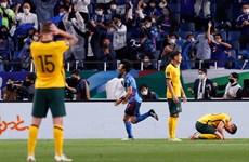 Vòng loại World Cup 2022: Nhật Bản thắng kịch tính trước Australia