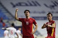 Đội hình ra sân Việt Nam-Oman: Công Phượng đá chính, Tấn Trường dự bị