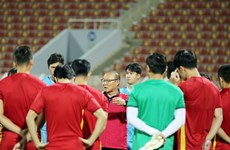 Lịch trực tiếp vòng loại World Cup: Việt Nam quyết có điểm trước Oman