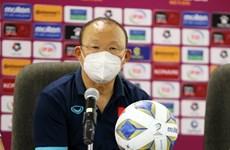 HLV Park Hang-seo nói gì sau trận Việt Nam thua ngược Oman?