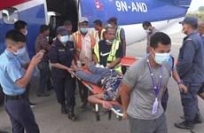 Nepal: Tai nạn xe buýt làm hàng chục người thương vong