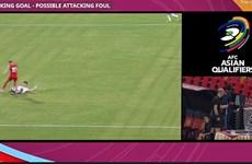 [Video] VAR không ngăn được Tiến Linh ghi bàn vào lưới Oman