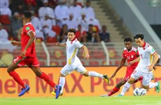 Kết quả chi tiết vòng loại World Cup 2022 khu vực châu Á