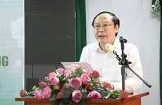 Ông Lê Công Thành giữ chức Chủ tịch Hội Hữu nghị Việt Nam-Đan Mạch