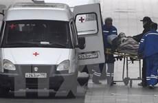 Nga ghi nhận hơn 1.000 ca tử vong do COVID-19 trong một ngày
