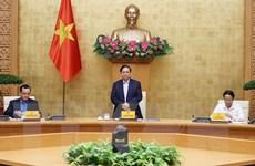 Thủ tướng chủ trì Hội nghị giữa Chính phủ và Tổng Liên đoàn Lao động