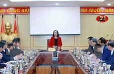 Gặp mặt các đại sứ, tổng lãnh sự trước khi lên đường công tác nhiệm kỳ