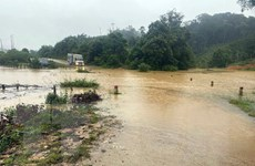 Kon Tum khẩn trương khắc phục thiệt hại do mưa lũ gây ra
