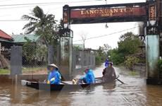 Thừa Thiên-Huế: Chủ động sơ tán, xem xét cho học sinh nghỉ vì mưa lũ