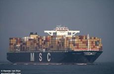 Mỹ xác định tàu container liên quan đến sự cố tràn dầu ở California