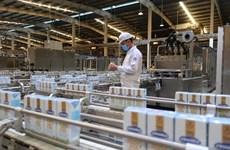 Công bố tốp 10 công ty uy tín ngành thực phẩm-đồ uống năm 2021