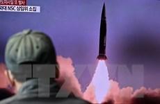 Triều Tiên xác nhận đã phóng thử thành công SLBM mới