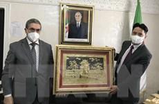 Việt Nam và Algeria thúc đẩy hợp tác kinh tế và thương mại